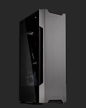 Evolv Shift ITX Gaming PC mit Intel® Core™ oder AMD Ryzen™ Prozessoren und GeForce GTX / RTX SUPER Grafikkarte