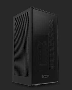 Fighter ITX Gaming PC mit Intel® Core™ oder AMD Ryzen™ Prozessoren und GeForce GTX / RTX SUPER Grafikkarte