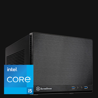 SUGO Mini Gaming PC mit Intel® Core™ i5 CPU