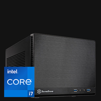 SUGO Mini Gaming PC mit Intel® Core™ i7 CPU