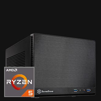SUGO Mini Gaming PC mit AMD Ryzen™ CPU